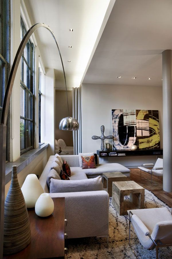 Loft, New York, USA