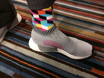 Shirts With Random Triangles: Dan Mullen's SEC Media Days shoe game is still strong.