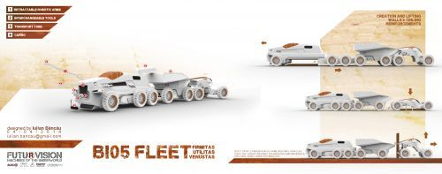BI05 Fleet designed by me