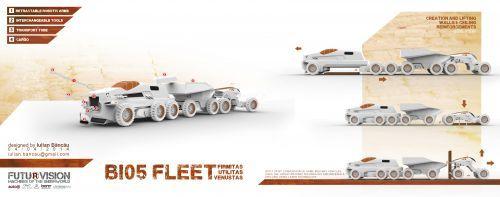 BI05 Fleet designed by me