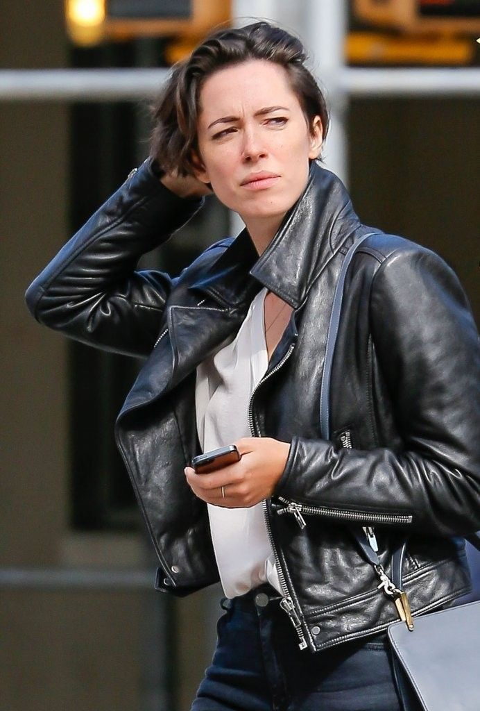 rebecca hall short hair - Google Search