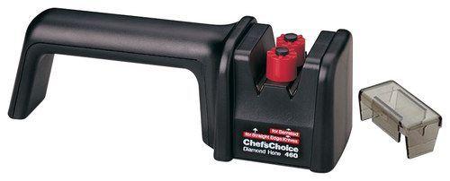 EdgeCraft - Chef'sChoice Diamond Hone Multi-Edge Professional Knife Sharpener - Black