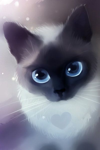 deviantART Shop Framed Wall Art Prints & Canvas | Digital Art | Drawings & Paintings | siamese by artist *Apofiss