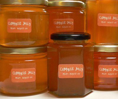 Cumquat jelly
