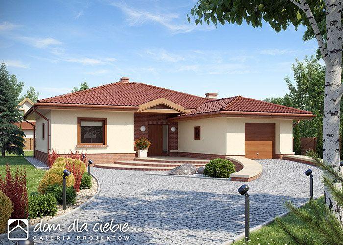 Wróbel, Fot. Archeco #projekt #domowy  #przytulny
