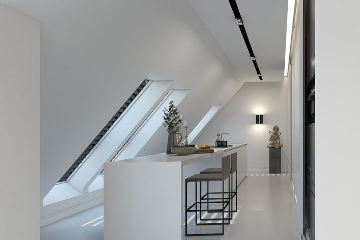 KITCHEN 1 Residential design by Domestic Design. Visual by Ando Studio
