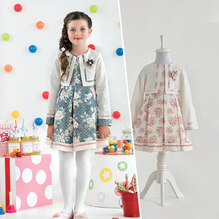 Benim dünyam rengarenk! My world is colorful! Мой красочный мир! عالمي أنا حافل بالألوان #elbise #dress #kidswear #çocuk