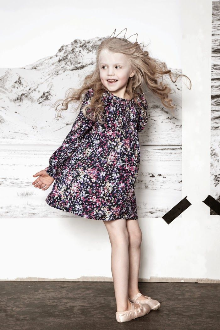 Flowerpower #designer #kids #fashion: Kids Fw14, Frozen Landscape, Kids Fashion, Iceland Design, Ígló Indí Kids, Landscape Collection, Kids Clothing, Floral Dresses, Fw14 Frozen
