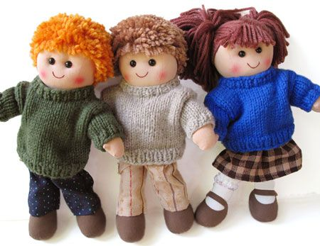 Knitted Baby Bunting Pattern : 17 Best images about Crochet Dolls on Pinterest Free pattern, Flower fairie...