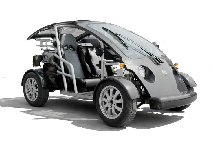 Electric Car From Ecocruise