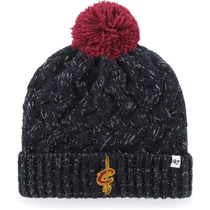 '47 Women's Cleveland Cavaliers Fiona Knit Hat, Team