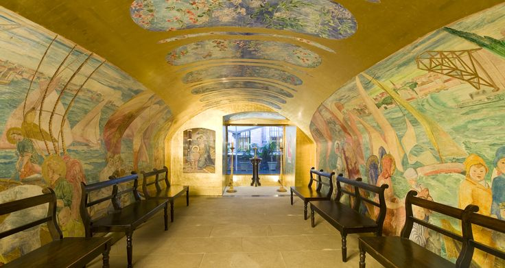 ST JAMES' CHURCH Sydney - Crypt