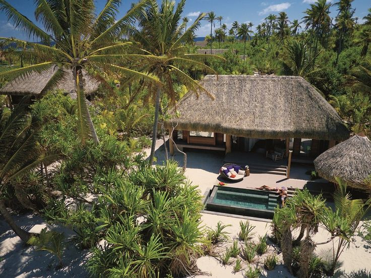 A Perfect Recipe for a Perfect Holiday: The Brando Resort, French Polynesia