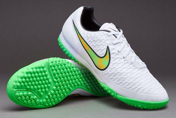 Nike Magista Onda TF - White/Poison Green/Black/Total Orange