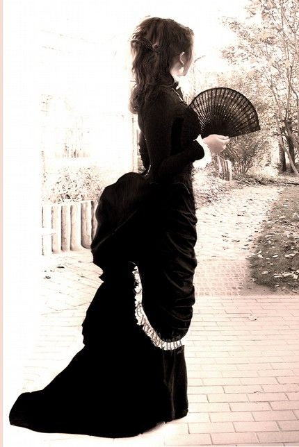 Gothic Victorian Ball gown by Vanessa