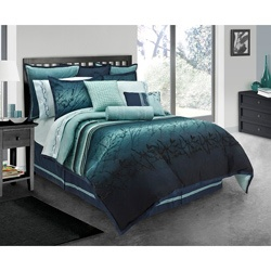 Blue Moon 4-piece King-size Comforter Set  Overall Rating Rating 3.2  |  4 reviews  Today $98.99