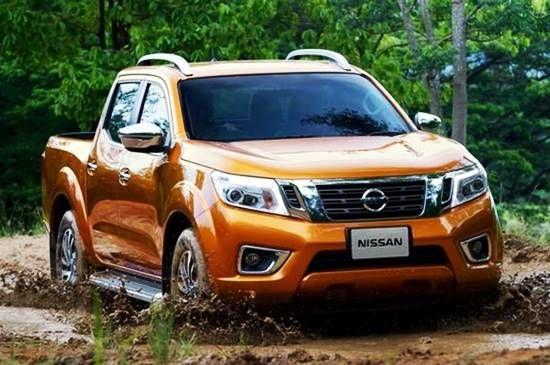 2016 Nissan Frontier Pro 4X