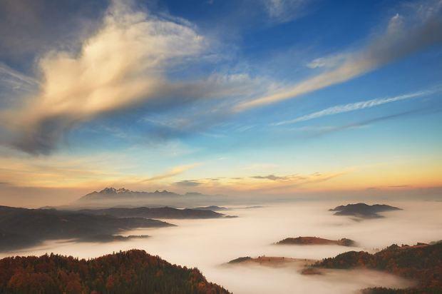 Amazing Tara Mountain Captured By Marcin Kesek