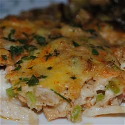Sole farcie au crabe @ allrecipes.fr