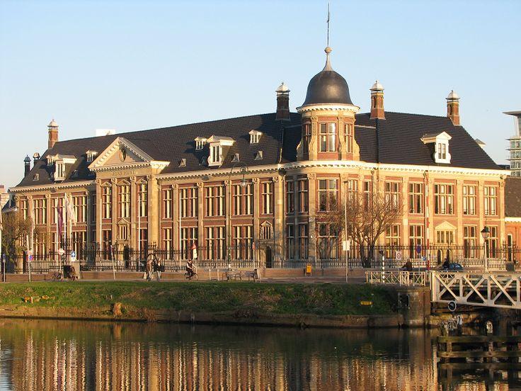 Muntgebouw Utrecht unieke locatie voor Summer School.