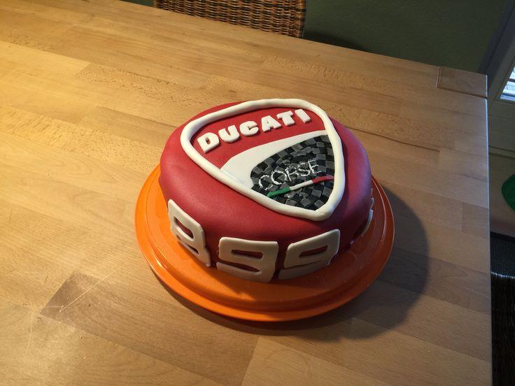 Ducati cake for my boyfriend ❤️
