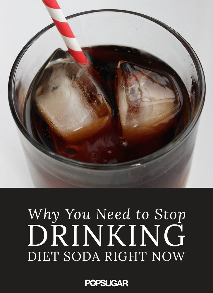 How Can I Stop Drinking So Much Soda?