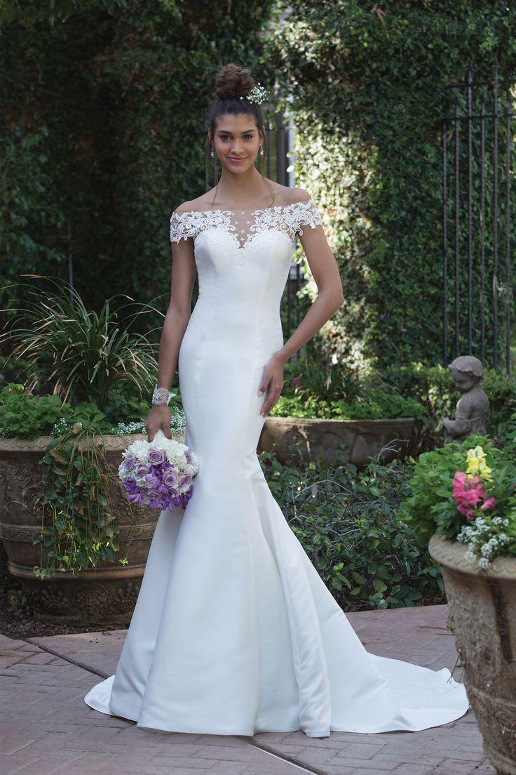 26 best Sincerity images on Pinterest | Wedding frocks, Short ...