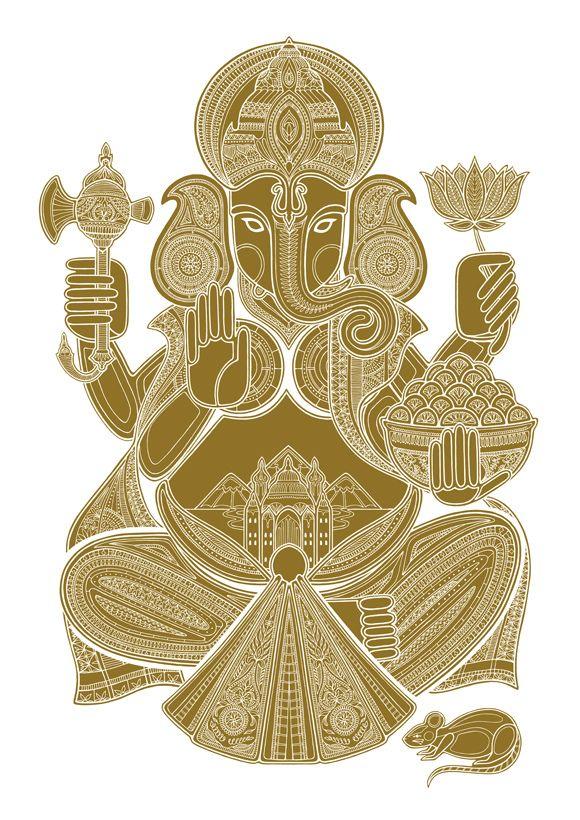 Hindu-God-Ganesh