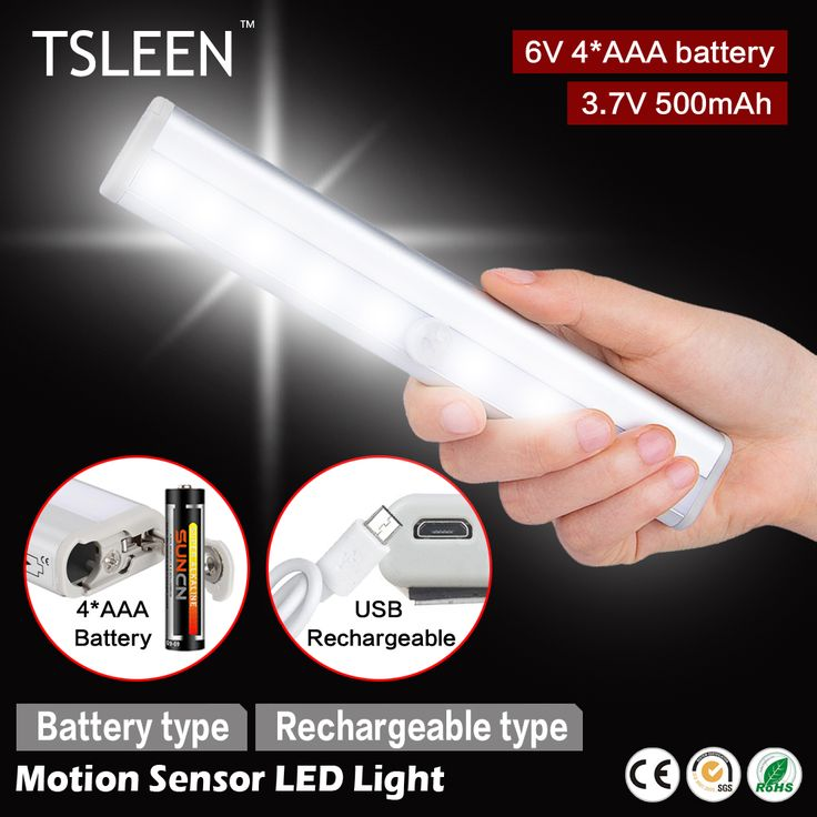 wireless closet lighting. find more led bulbs u0026 tubes information about tsleen pir motion sensor night light wireless closet lighting d