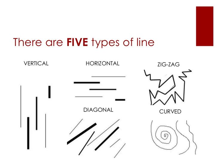 Different Types Of Lines : Best elements of art line ideas on pinterest
