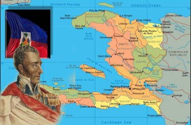 Η Αϊτή πρώτη αναγνώρισε το κράτος των Ελλήνων το 1822