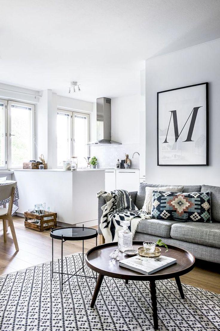50 Modern Minimalist Living Room Decor Ideas