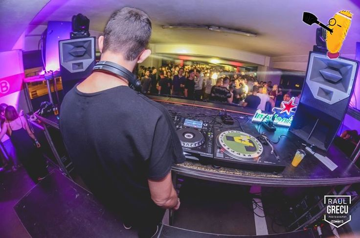 Atapy - The Biggest Rooftop Party in Town - Cluj - First Edition.