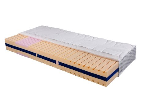 Aktivní pěnová matrace Celtex - Patricia vyrobená ze studené pěny. / Active foam mattress Celtex - Patricia made of cold foam. #foam #mattress #penova #matrace #celtex #jmp #sleep #spanek