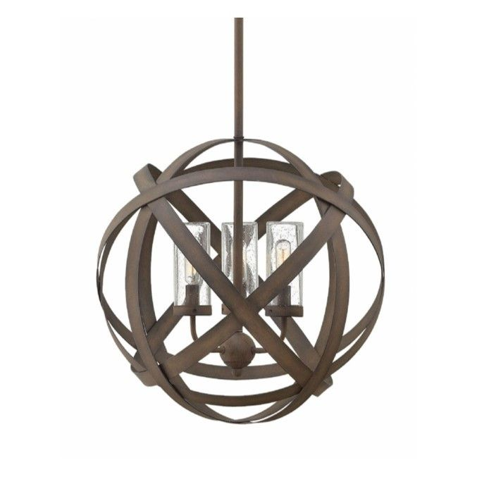 - Overview - Details - Why We Love It - Carson is the perfect pairing of industrial sophistication and repurposed craftsmanship. With its bold intertwined metal ribbons and Iron Rust finish it brings