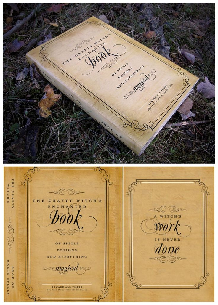 diy witch spell book printable | SPELL PAGES | Spell book ...