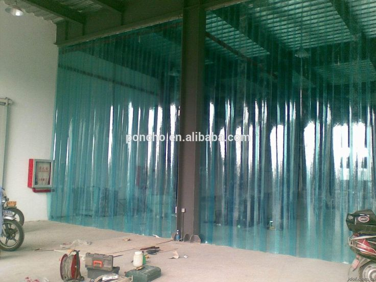 curtain product view cold polar clear pvc storage strip plastic
