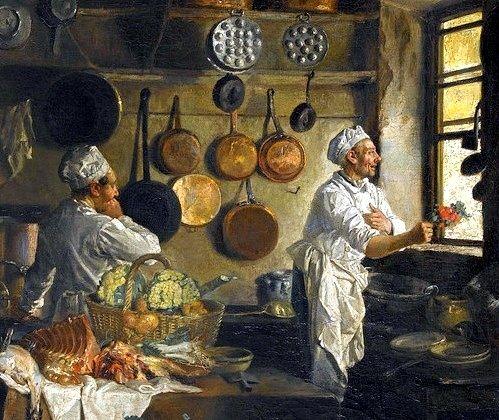 Pinterest the world s catalog of ideas - 17th century french cuisine ...