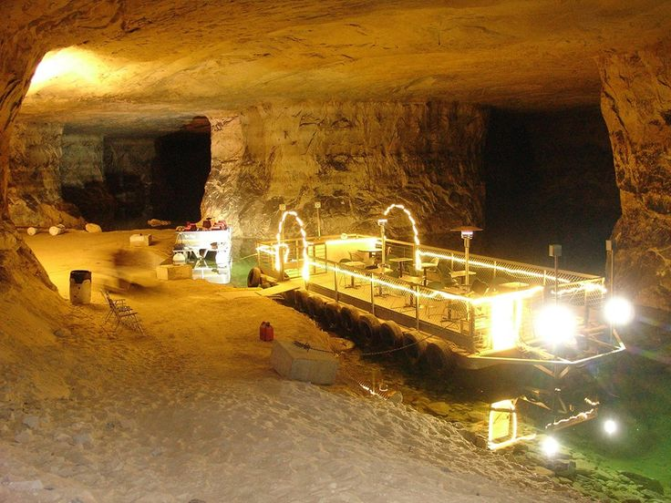 Most People Don't Know About This Underground Family Fun Center Inside A Missouri Cave