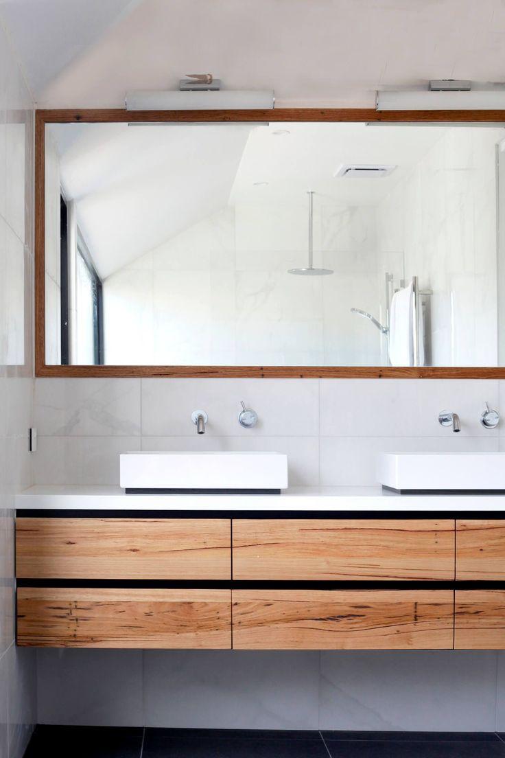 Bathroom vanity designs - Custom Bathroom Vanity By Handkrafted An Interview With Fred Kimel Of Handkrafted Australian Design