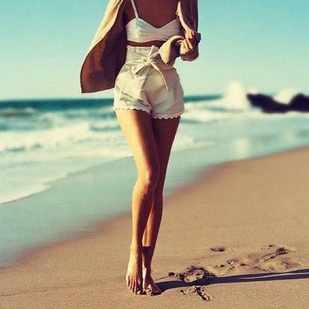 Активный отдых на пляже