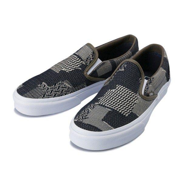 【VANS】 ヴァンズ CLASSIC SLIP-ON クラシック スリッポン VN0A38F7MOY 17SP NAVY/TRUE WHITE通販 | ABC-MARTオンラインストア 【公式】靴とスポーツウェアの通販