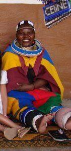 The Pedi tribe in SA