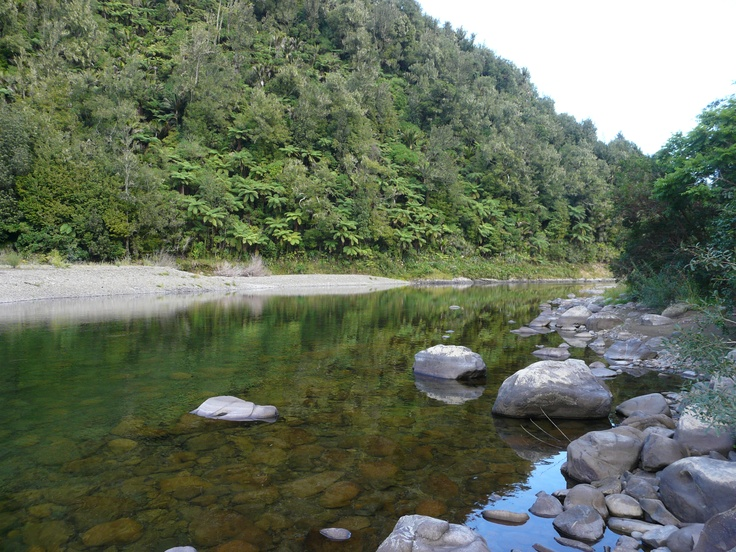 Just another NZ river...