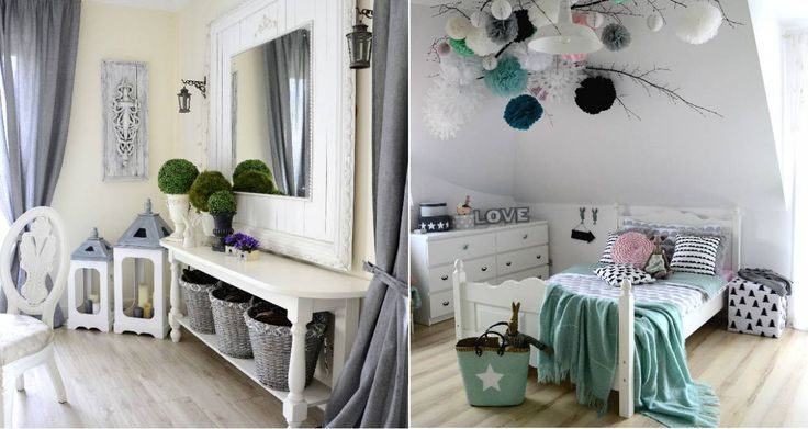 Mieszkanie blogerki - Baśniowy Dom - Z wizytą u blogerki - jak mieszka autorka bloga Baśniowy Dom?