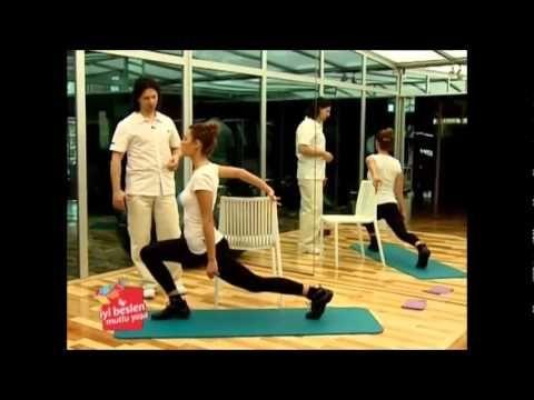 Selülit giderici hareketler, selülit eritici hareketler - YouTube