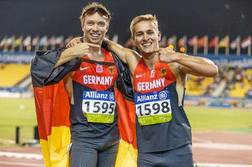 Leichtathletik-WM: David Behre mit Paukenschlag