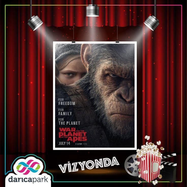Maymunlar Cehennemi ERKEN GÖSTERİM ile bu akşam Cinefacede sizlerle. 🎬 Bugüne özel erken gösterim Seansları:18:45, 21:45