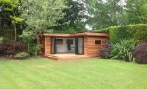 Gallery - Contemporary Garden Rooms - Garden Room, Garden Office, Garden Studio, Garden Gym, Garden Pod, Garden Annex, Outdoor Room, Insulated Garden Building and School Classroom