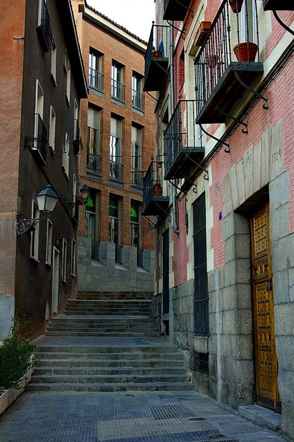 Calle del Rollo. Madrid | Flickr: Intercambio de fotos